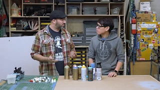 Shop Tips: Using Spray Paint Nozzle Tips