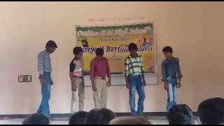 Yamaho yama dance by fathima school