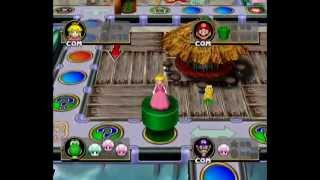Mario Party 4 - Story Mode - Koopa's Seaside Soiree 2 (Part 16)