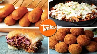 Homemade Summer Party Appetizers  | Twisted