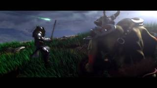 Warcraft III - Reign of Chaos - Cinamatic Trailer Remastered
