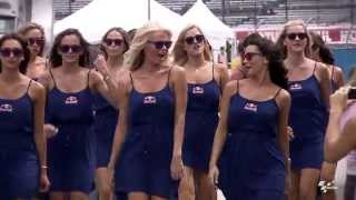 2013 Red Bull Indianapolis GP Paddock Girls