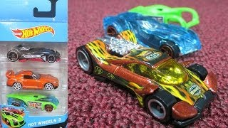 Multi-Pack Exclusives And Special Features In Hot Wheels 3-Pack