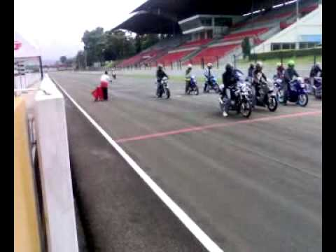 sentul jupiter mx 1 start