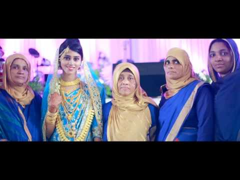 Kerala mappila muslim wedding highlights maju+muhsi