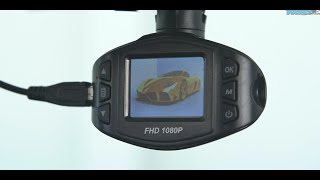 1080p HD Car Dash Camera Video Recorder