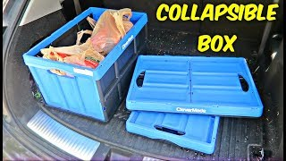 Why Do You Need Collapsible Box?