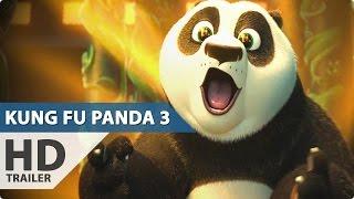 Kung Fu Panda 3 Trailer 3 (2016) Jackie Chan, Jack Black Disney Movie
