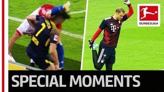 Neuer's Warm-Up Dance, Girl Power and Funny Slip-Ups - Matchday 03 Mashup