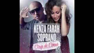 kenza farah soprano coup de coeur