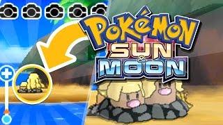 FINDING ALOLAN DUGTRIO!! - Pokemon Sun and Moon: Special Demo Edition