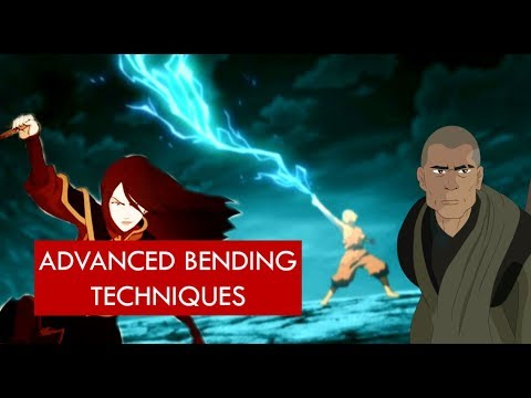 Lightning bending and Zaheer - Chakras and bending [Avatar: The Last Airbender]