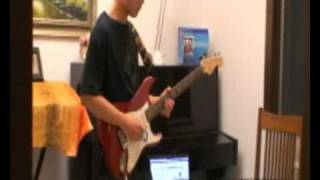 ChiKyuJi 地球仪 guitar version (Saint Seiya Hades ending th... [HQ].flv