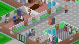 Let's Play! Theme Hospital: Level 1 Part 2