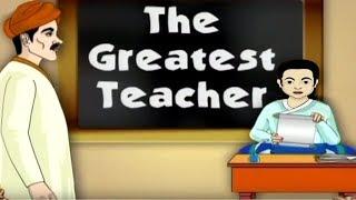Akbar Birbal Stories In Hindi | The Greatest Teacher | Hindi Animated Stories | Masti Ki Paathshala