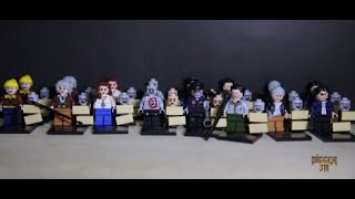 Lego The Walking Dead Elephant Bootleg 2 Review