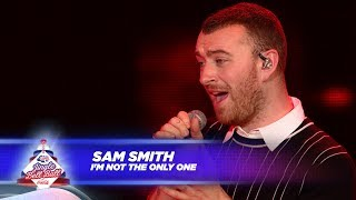 Sam Smith - 'I'm Not The Only One' - (Live At Capital's Jingle Bell Ball 2017)
