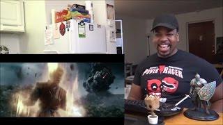 OFFICIAL TRAILER - DRAGON BALL Z: LIGHT OF HOPE - REACTION!!!