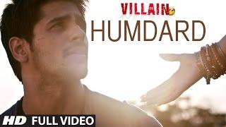 Hamdard Full Video Song | 4K Ultra HD |Ek Villain | Arijit Singh | Mithoon