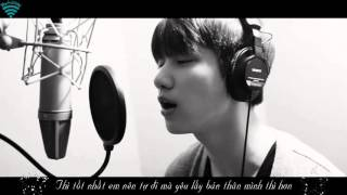 [HyukddiVN][Vietsub] Hyuk (VIXX) - Love Yourself (Justin Bieber Cover)