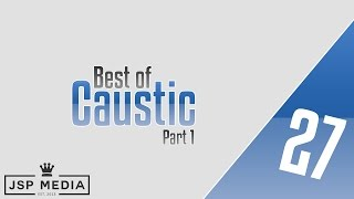 Best of Caustic (Part 1) || Bars vs JC, Cortez, Mr 13, 24/7 , Jefferson Price etc