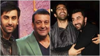 Ranbir Unhappy With Sanjay