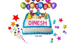 Happy Birthday Dinesh