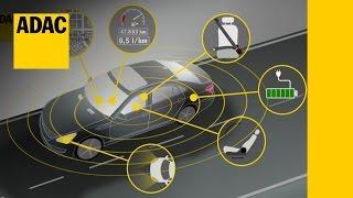 Welche Daten moderne Autos sammeln | ADAC