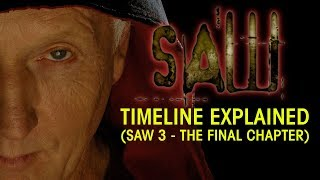 SAW SERIES Timeline Explained Pt.2 (Saw 3 - The Final Chapter)