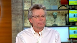 "Stephen King on inspiration behind ""End of Watch,"" 2016 politics"
