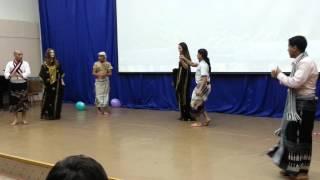 احتفالات الطلاب اليمنيين في روسيا