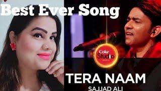 Indian Reaction on Sajjad Ali, Tera Naam, Coke Studio Season 10, Season Finale