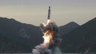 💣💣NORTH KOREA LAUNCHES MISSILE WHICH PASSES OVER JAPAN💣💣