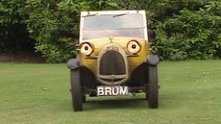 Brum 105 | MOWER | Kids Show Full Episode