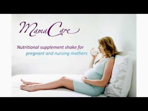 MamaCare Pregnancy Nutritional Supplement Shake