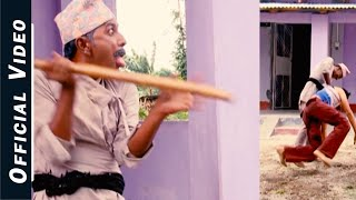 Nepali Comedy song 2015 - Kati Khanu - Sreekrishna Luitel - Official Video