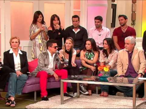 Entrevista Parte del elenco de La Mujer Perfecta 2da parte 14 03 2011