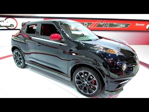 2015 Nissan Juke Nismo RS Exterior and Interior Walkaround Debut at 2013 LA Auto Show