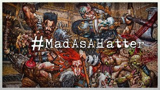 #MadAsAHatter | Mad Hatter Avenged Sevenfold's song | IX Black Ops 4