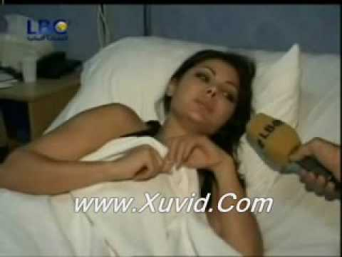 haifa wahbi échape à la mort et demande pardon