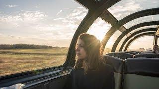 De VANCOUVER à TORONTO : notre traversée du Canada en train - Vlog voyage de Tolt #9