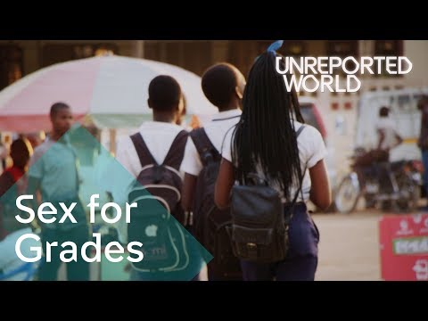 Xxx Mp4 Students Pressured To Have Sex For Grades In Mozambique Unreported World 3gp Sex