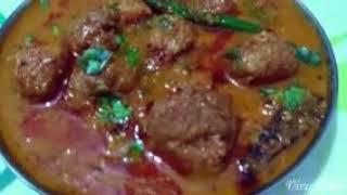 New ❄ # लौकी कोफ्ता करी , laoki # kofta kari, tasty recipi . By -  K. K  ✍ 🌏 thanks to all .