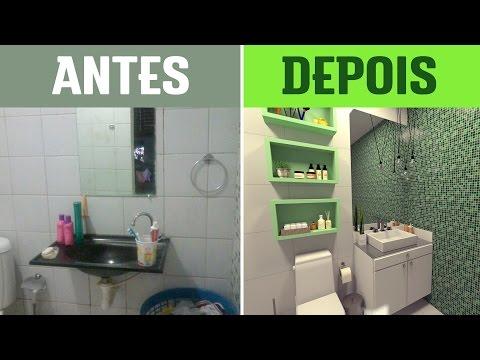 PROJETO BANHEIRO PEQUENO | #DiycoreMinhaCasa 04