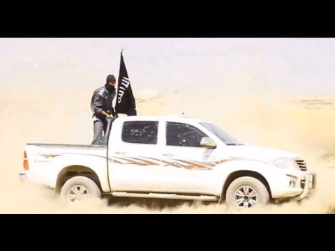 Xxx Mp4 ISIS Jihadists Love Driving Toyotas US Wonders Why 3gp Sex