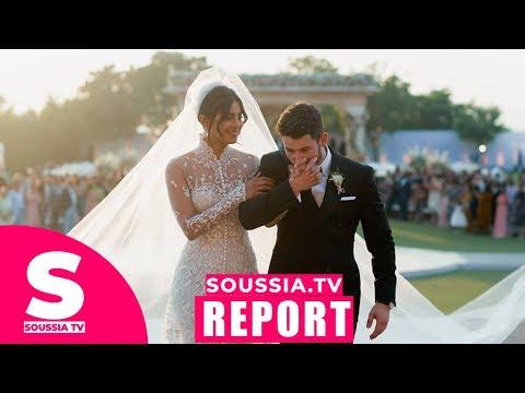 Xxx Mp4 شاهد زفاف أسطوري ورومانسي لبريانكا شوبرا و نيك جوناس 😱😍😍 3gp Sex