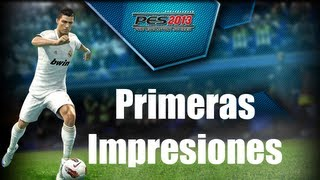 PES 2013 Gameplay - Primeras impresiones (Xbox 360 / PS3 / PC)