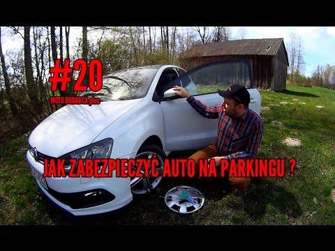 Jak zabezpieczyć auto na parkingu 20 MOTO DORADCA plus