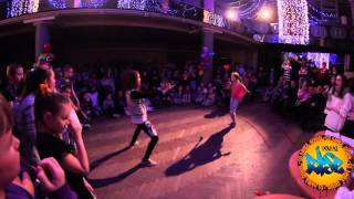 YOUNG RISE - dance battle - 13.02.2016 - FINALS - baby/kids/junior/adults