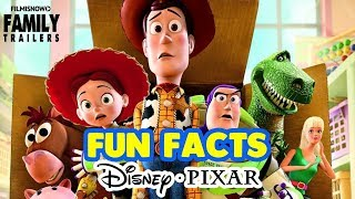 Disney Pixar FUN FACTS | Toy Story